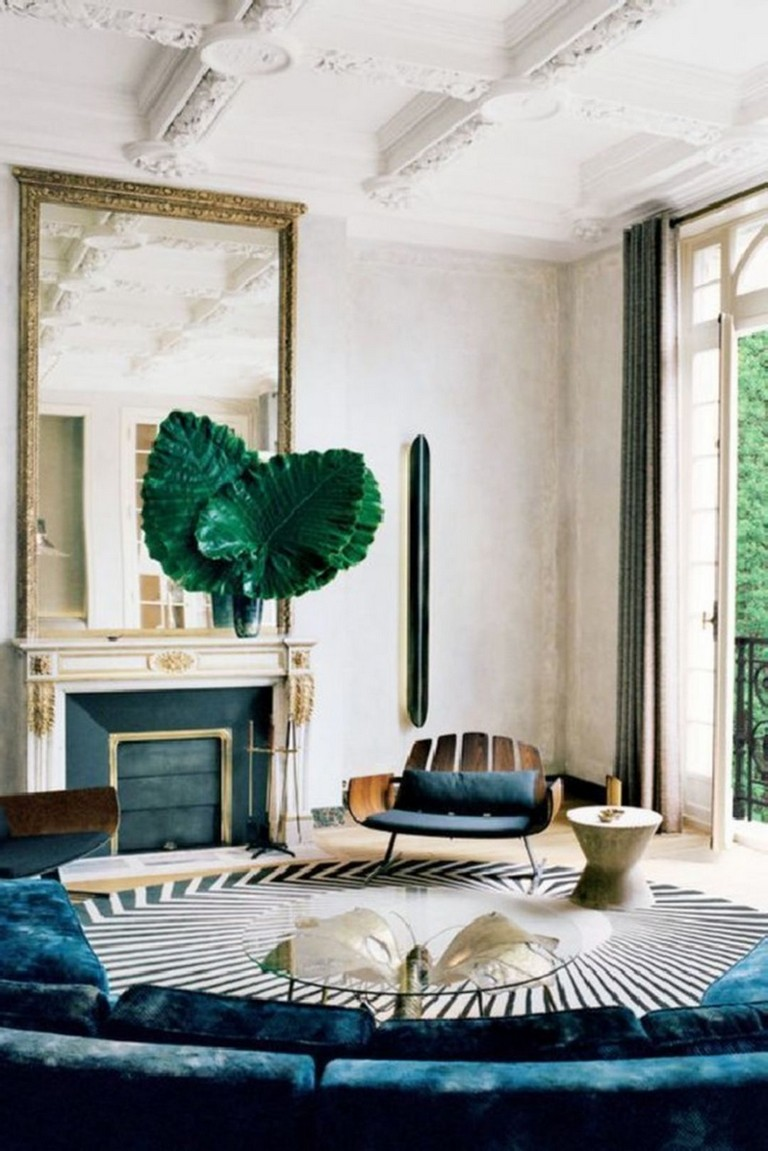Parisian Home Eclectic Decor Ideas