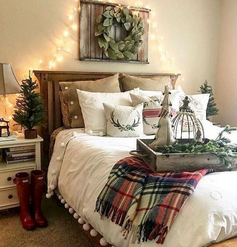 76 Lovely Modern Farmhouse Bedroom Decor Ideas