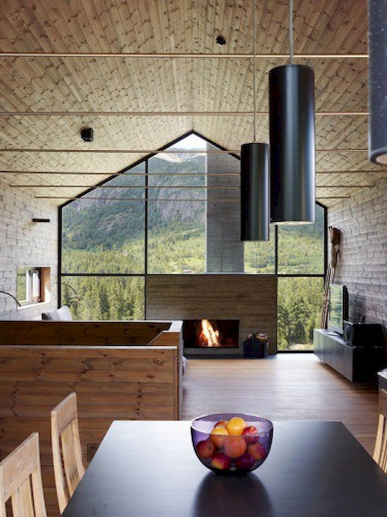 64+ Smart Scandinavian Fireplace Ideas Makeover for Your ...