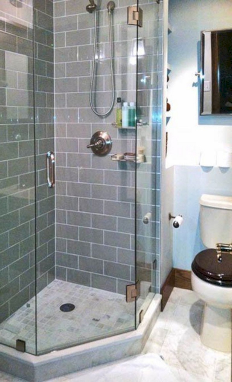 35 Luxury Bathroom Makeovers Ideas For Small Space Page 10 Of 37